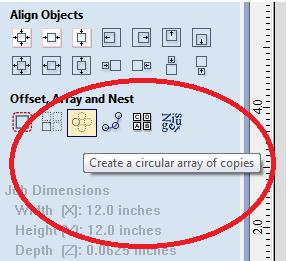 Circular Array Copy