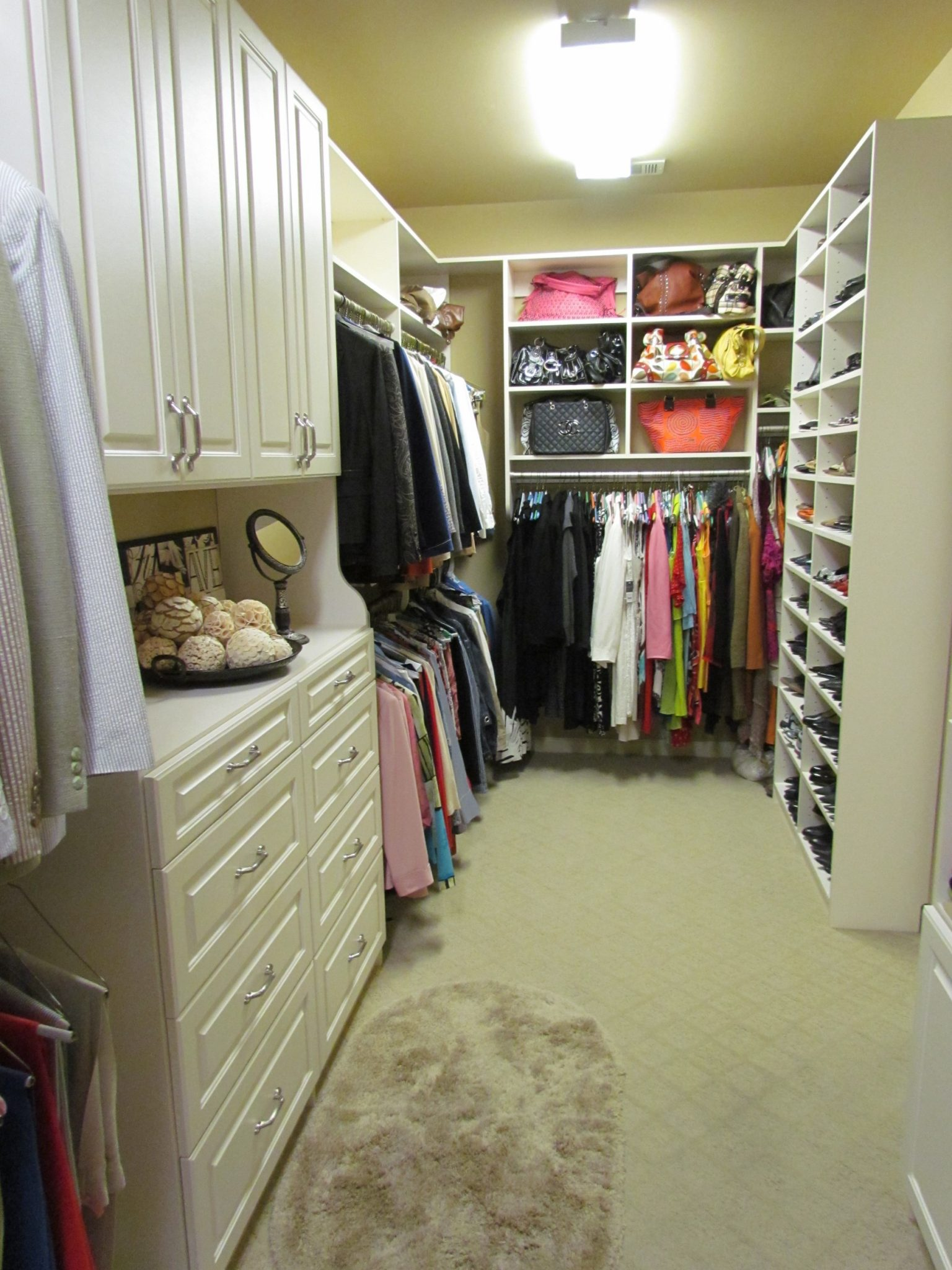 A Typical Project For Us These Days. A Typical Project For Atlanta Closet  ...