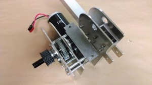 Robot Arm Motor Assembly