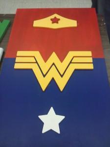 Wonder Woman Example