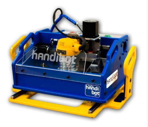 Shopbot Tools' Handibot® Smart Power Tool