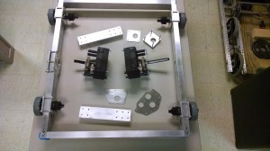 Team 1829's Custom Robot Chassis