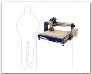 ShopBot Desktop CNC