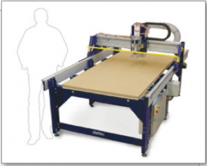 ShopBot PRSalpha CNC