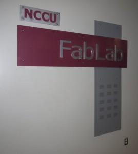 FabLab sign