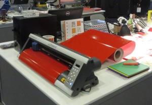 Roland Vinyl Cutter