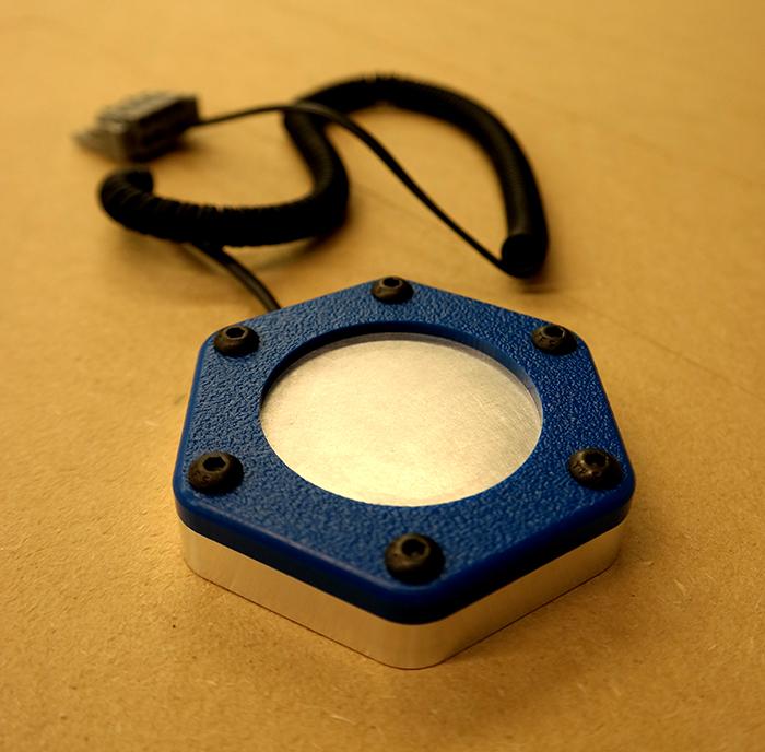 The new Pressure Sensitive Z-Zero Plate