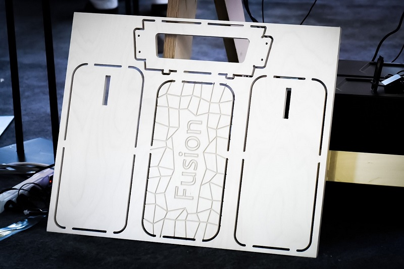 fusion cnc cut board