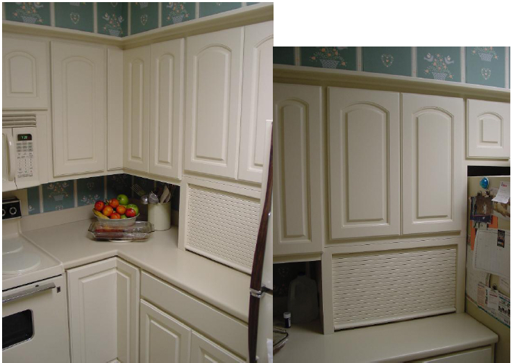 kitchen cabinets made from cnc woodworking