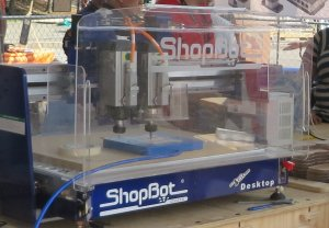 shopbot desktop double z