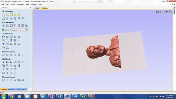 Colbert 3D Model