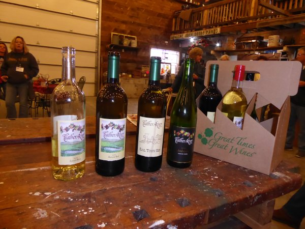 feather river wines