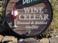 Sign for DeMarsico's Wine Cellar