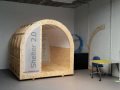 Shelter 2.0 at FabLab DC