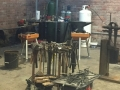 In the Spring Make metal shop